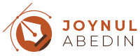 Photo Editor & Graphic Designer | Joynul Abedin - Logo